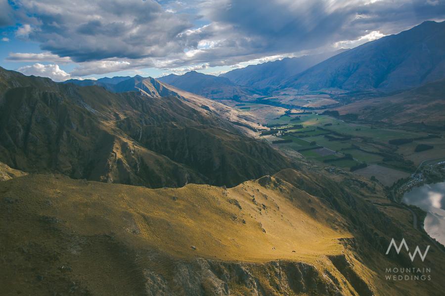 Coromandel Peak View Wanaka