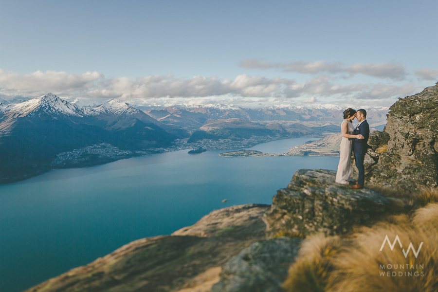 The Ledge Queenstown Mountain Weddings
