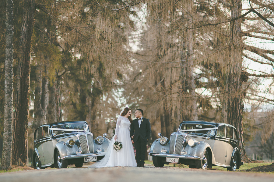 Classic Cars Mountain Weddings Nz Queenstown Wedding Planning