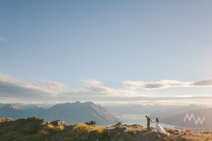 Remarkables Queenstown Heli Mountain Weddings