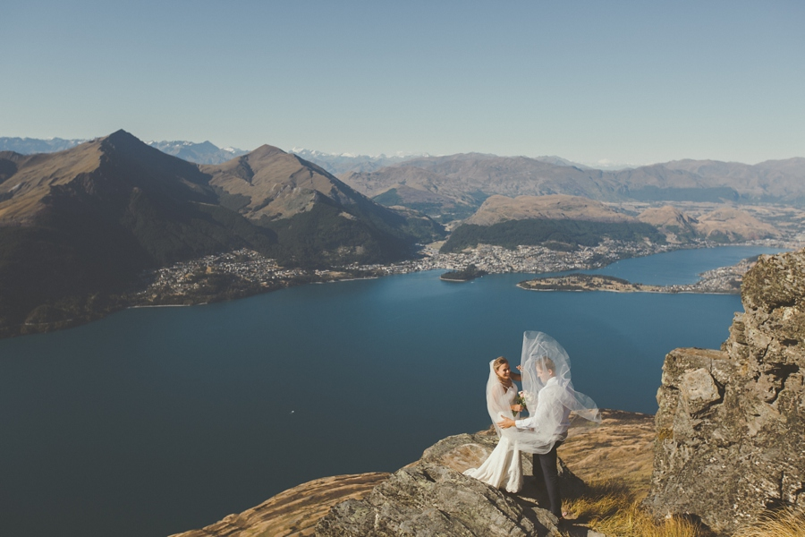 Mountain Weddings Queenstown