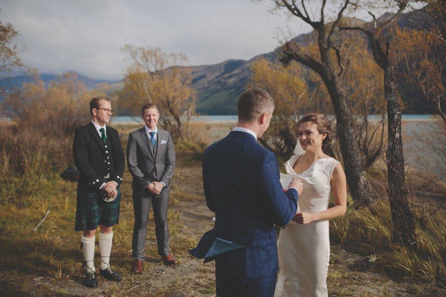Glenorchy Heli Wedding