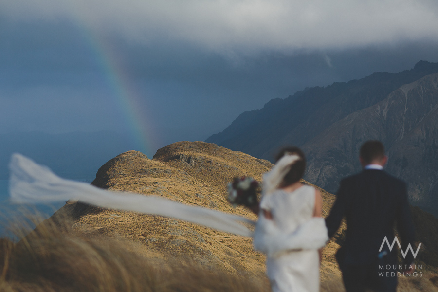 Glenorchy Heli Wedding
