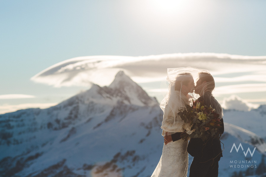 Dragonfly Peak Wedding Wanaka