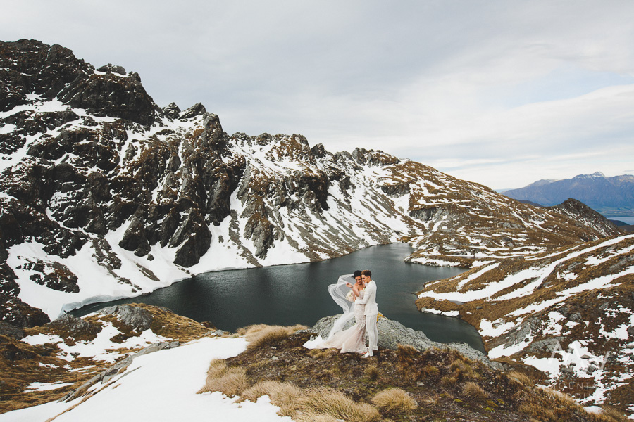 Lake Isobel Wedding Queenstown