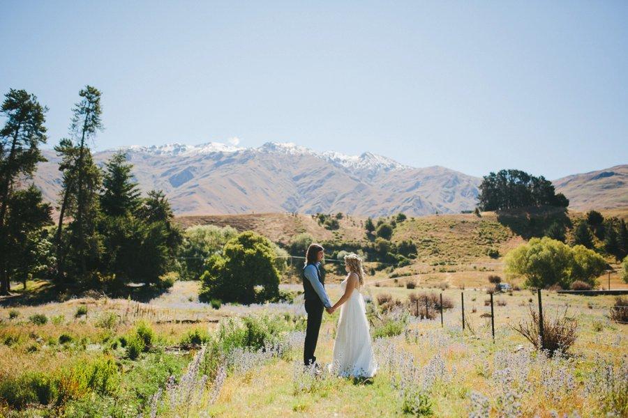 Wanaka Wedding Coromandel Peak
