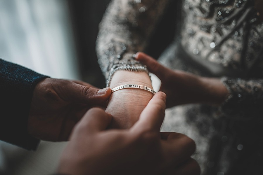 The Ledge Wedding