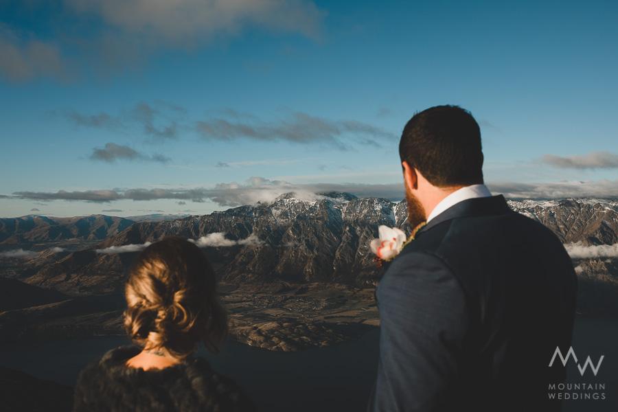The Ridge Cecil Peak Wedding