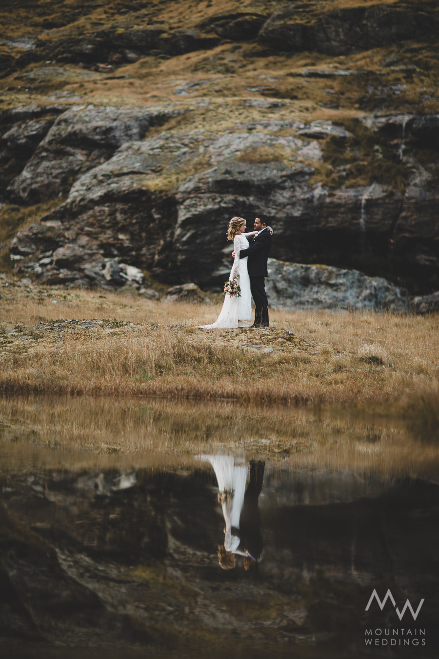 Earnslaw Burn Queenstown Wedding