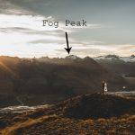 Fog Peak Wanaka