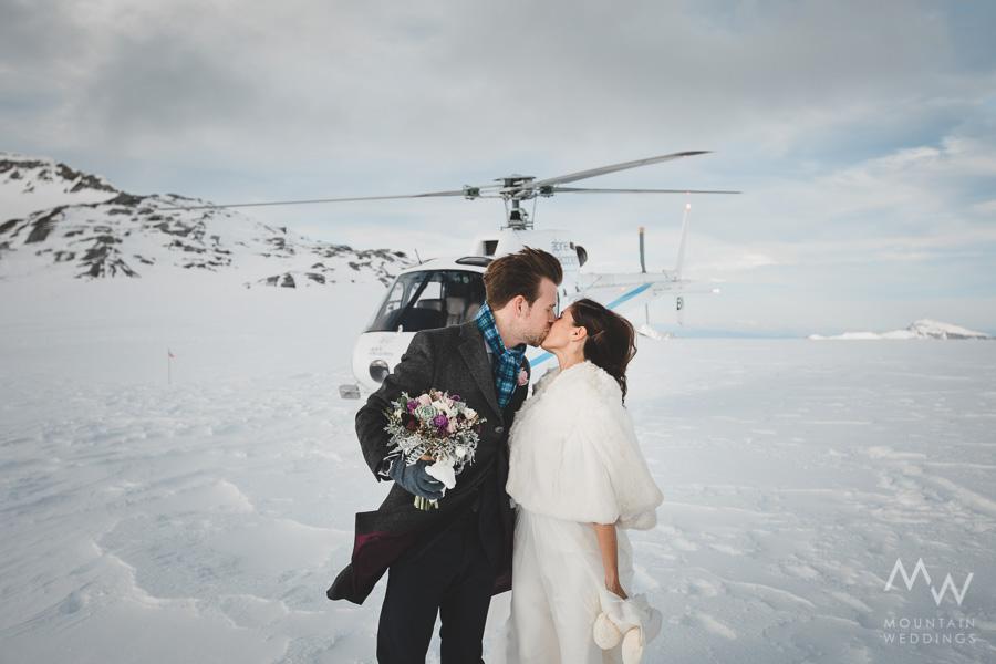 Isobel Glacier Wanaka Wedding