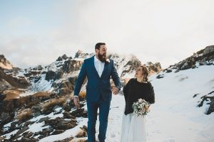Queenstown Helicopter Wedding