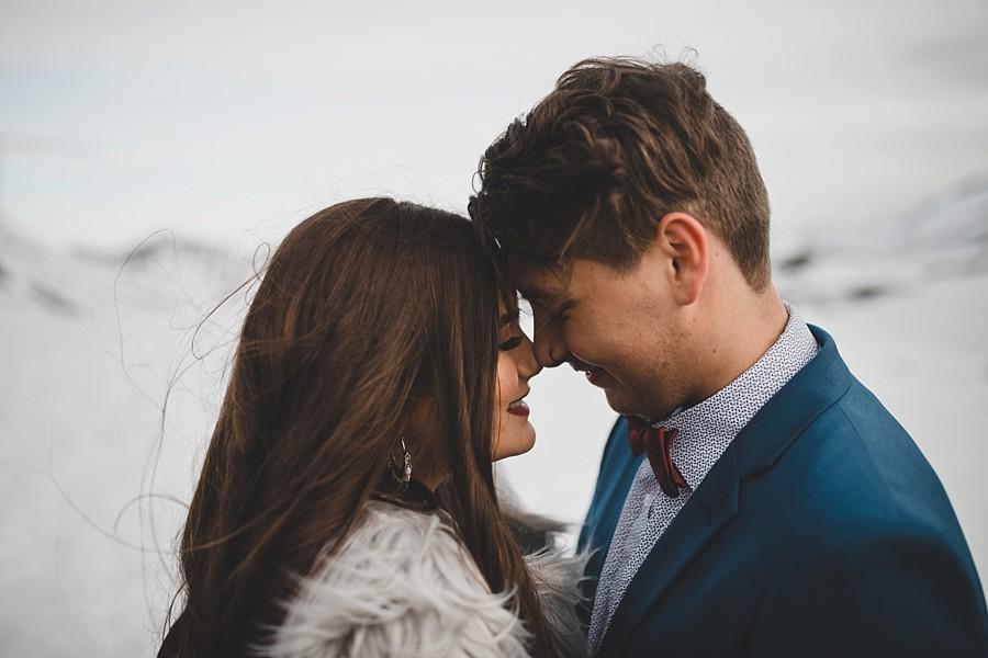 Queenstown Heli Wedding - Remarkables