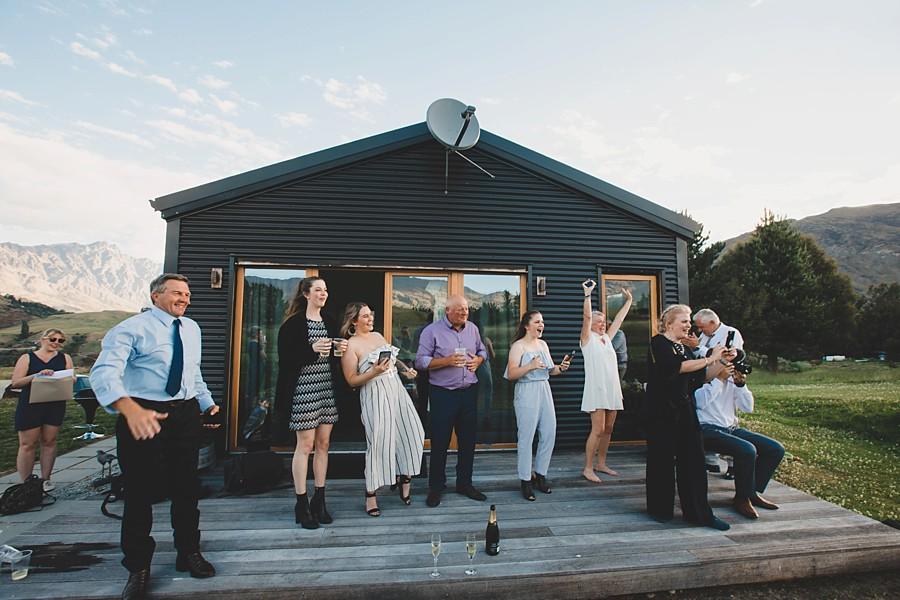 Queenstown Helicopter Wedding