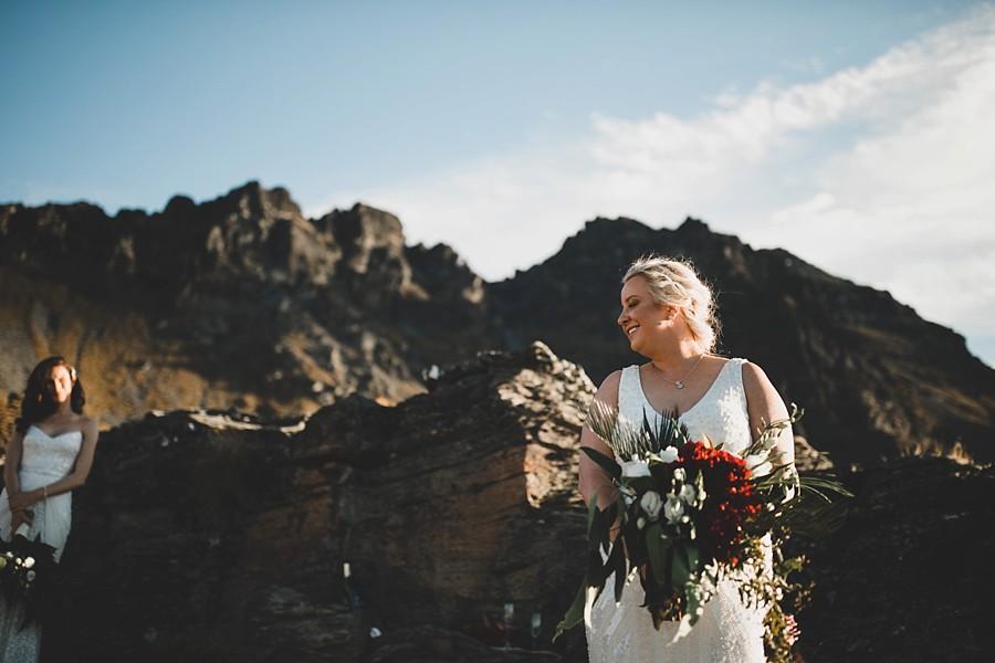 Queenstown Heli Wedding The Ledge