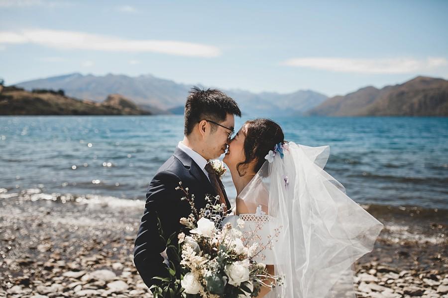 Roys Peak Wedding Wanaka