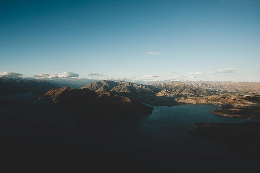 Coromandel Peak Wanaka Elopement