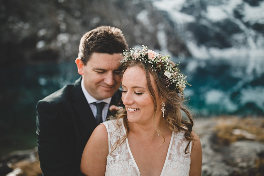 Queenstown Weddings Lake Erskine