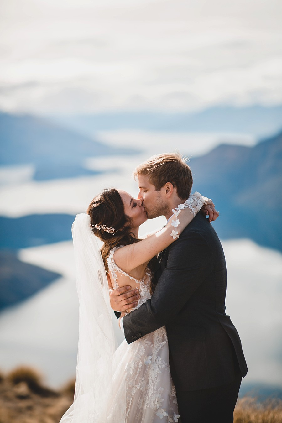 Coromandel Peak Wanaka Wedding