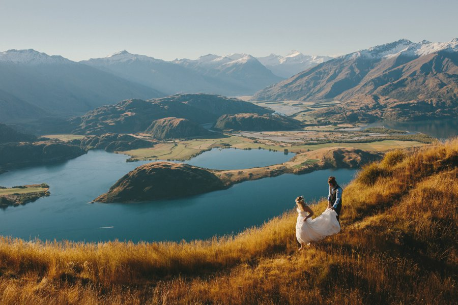 Wanaka Wedding Coromandel Peak