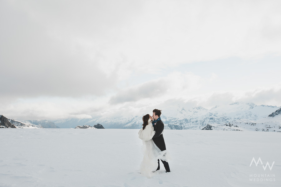 Isobel Glacier Wanaka Wedding