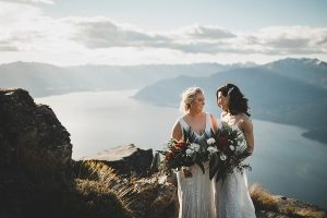 Queenstown Heli Wedding The Ledge