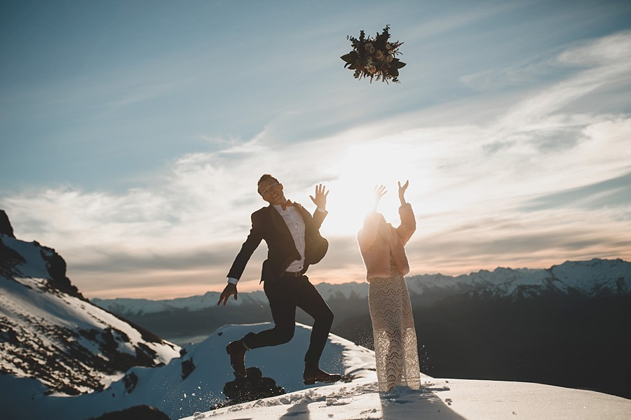 Queenstown Elopement Photographer