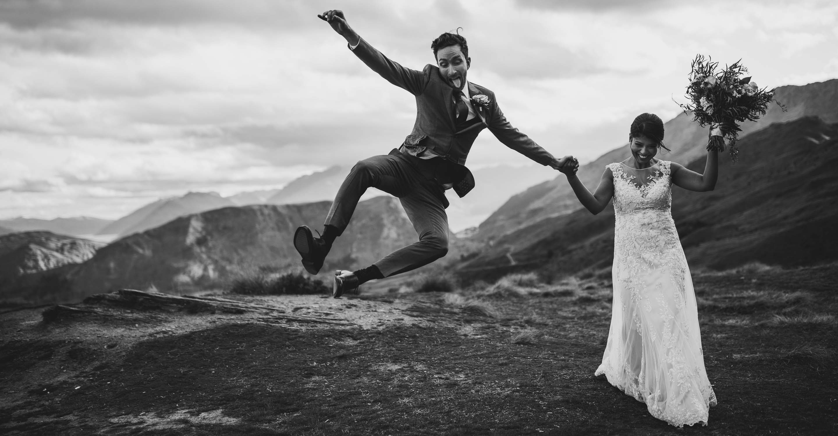 Mountain Weddings Elope New Zealand