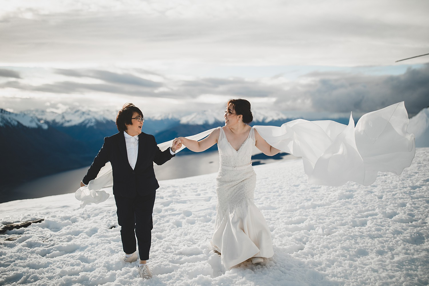 Queenstown Elopement Lochnagar
