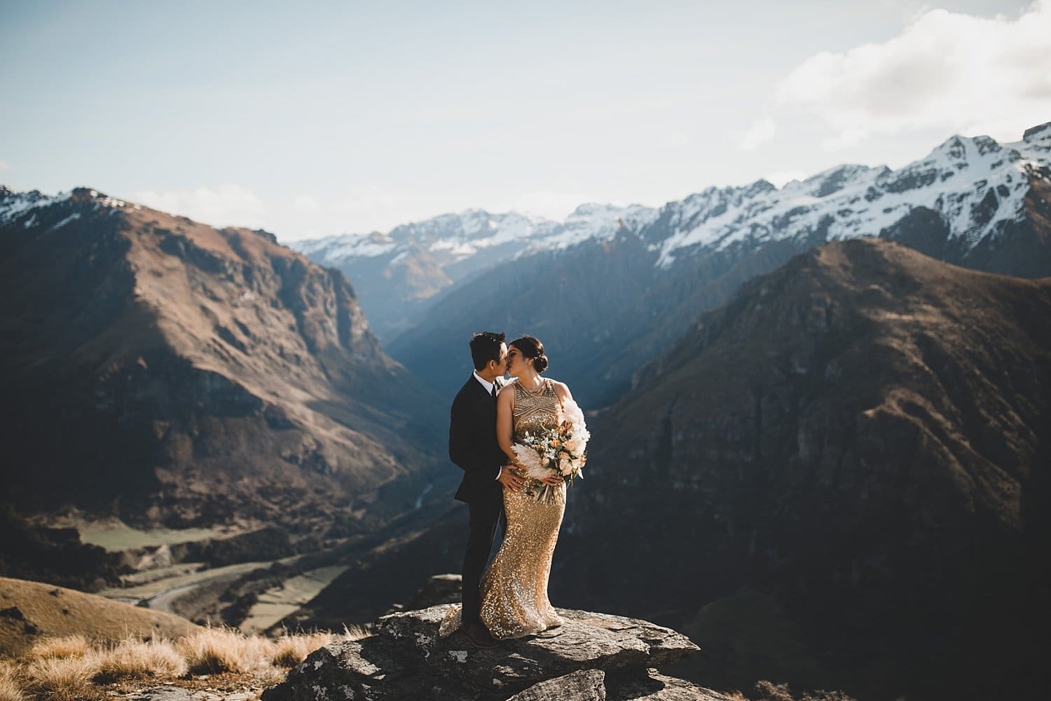 Queenstown Intimate Wedding NZ