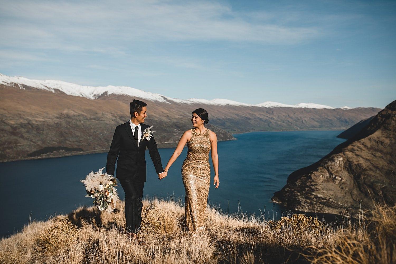 Queenstown Intimate Wedding NZ