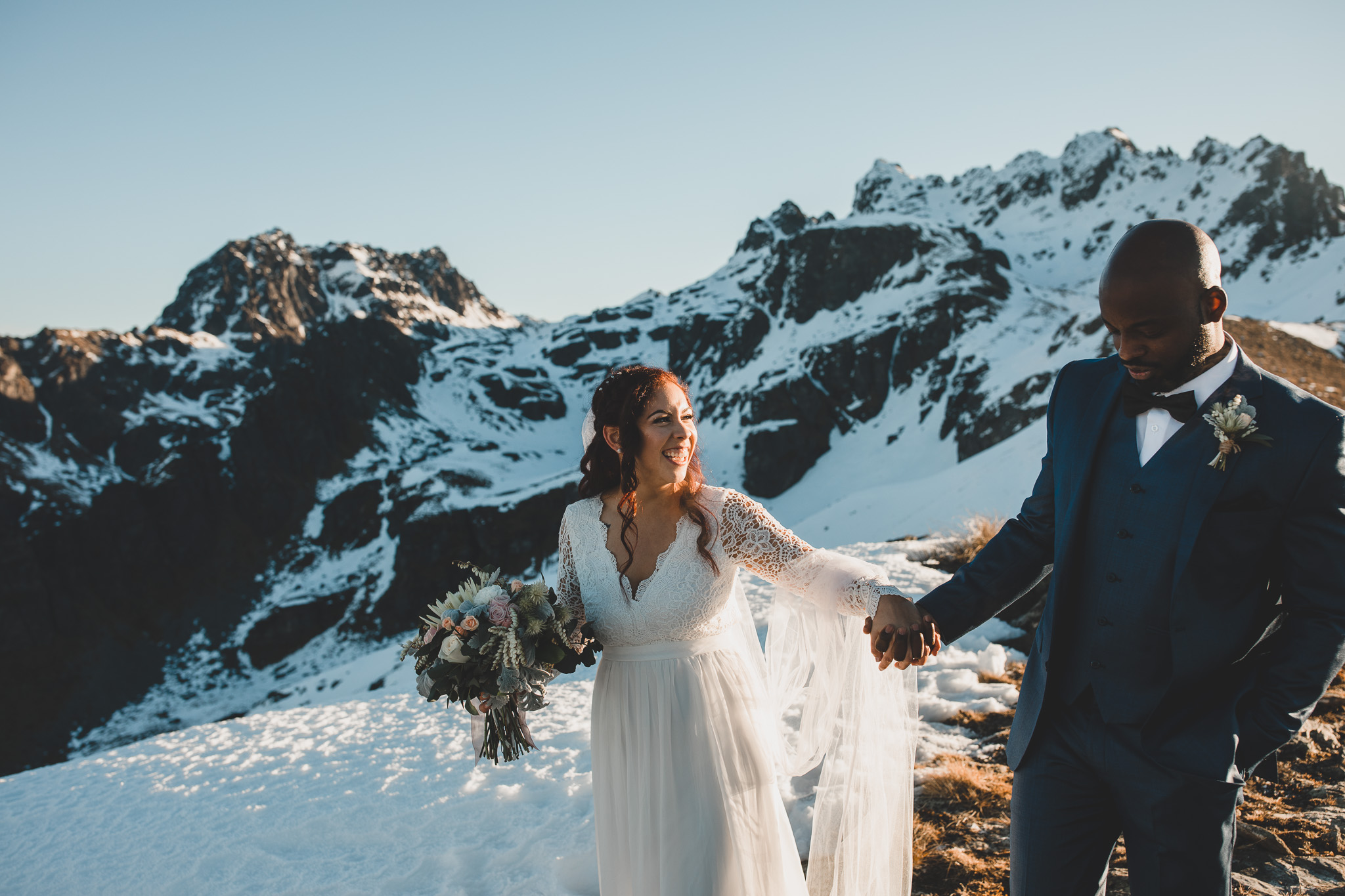 Queenstown wedding video