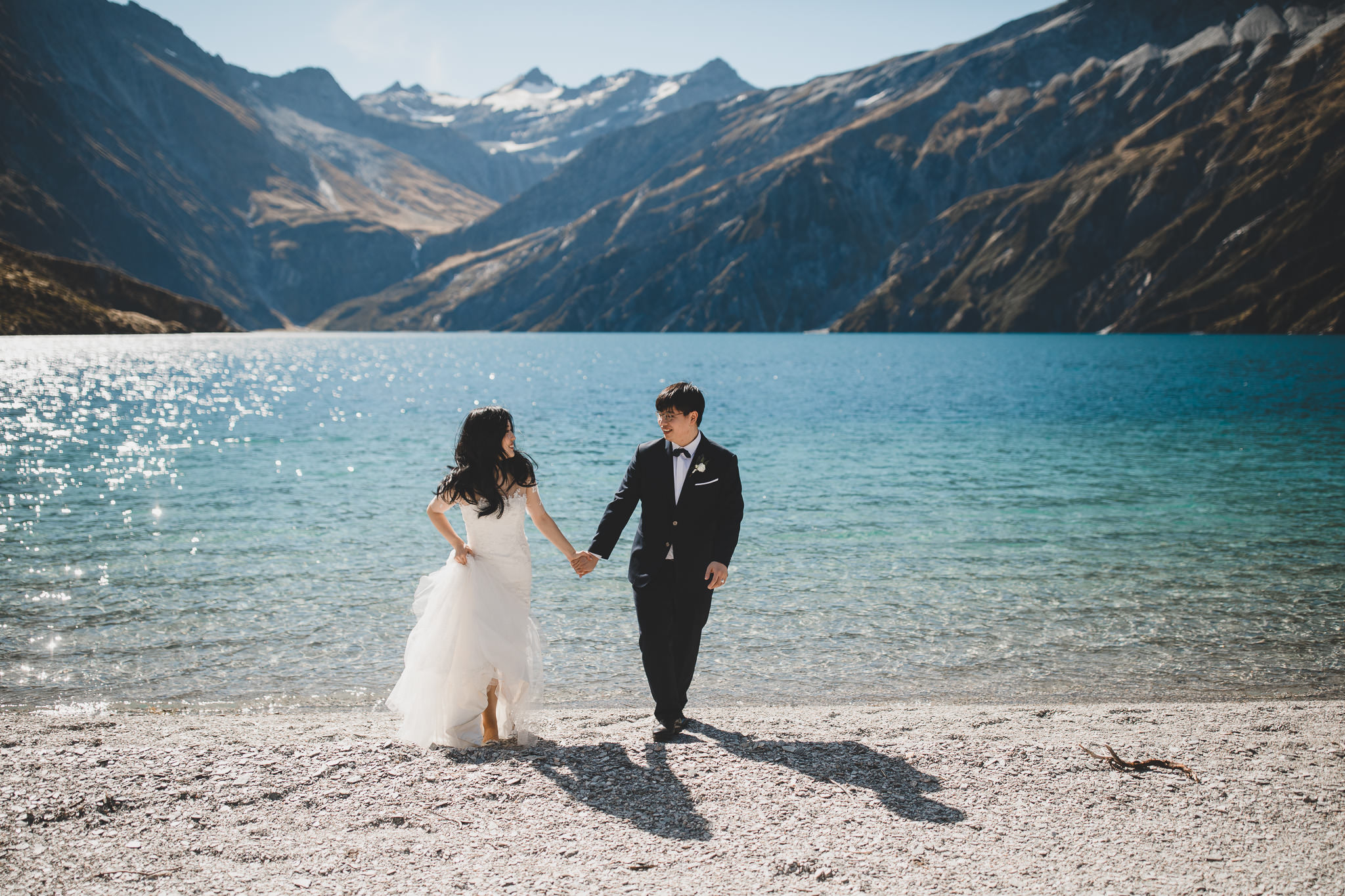 Queenstown wedding videography