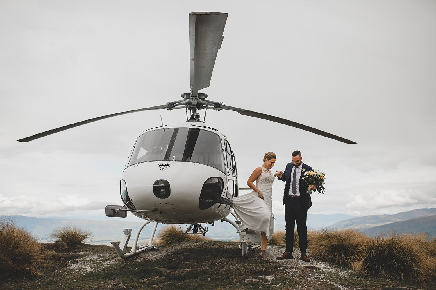 Roys Peak Wedding