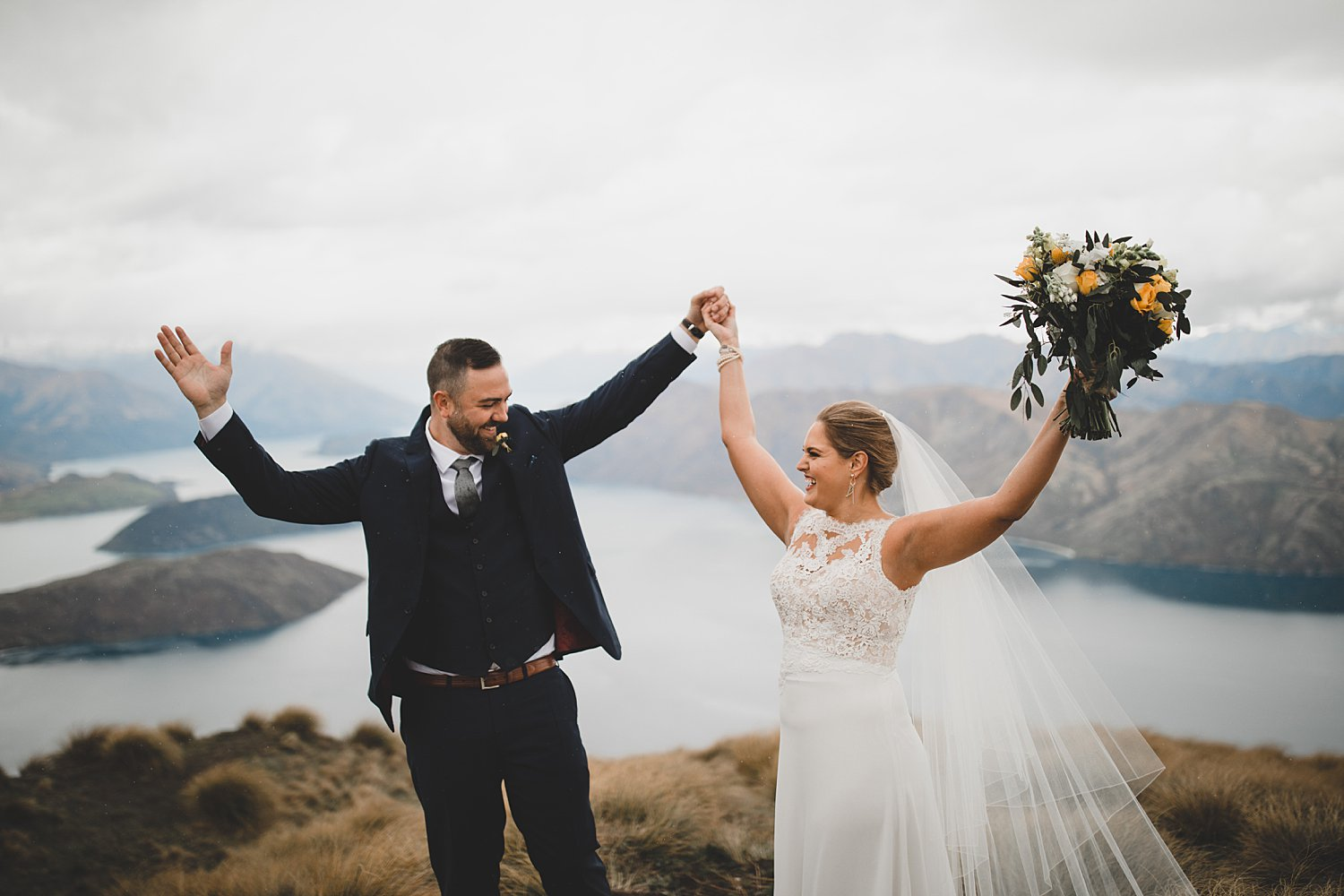 Roys Peak Mountain Weddinga