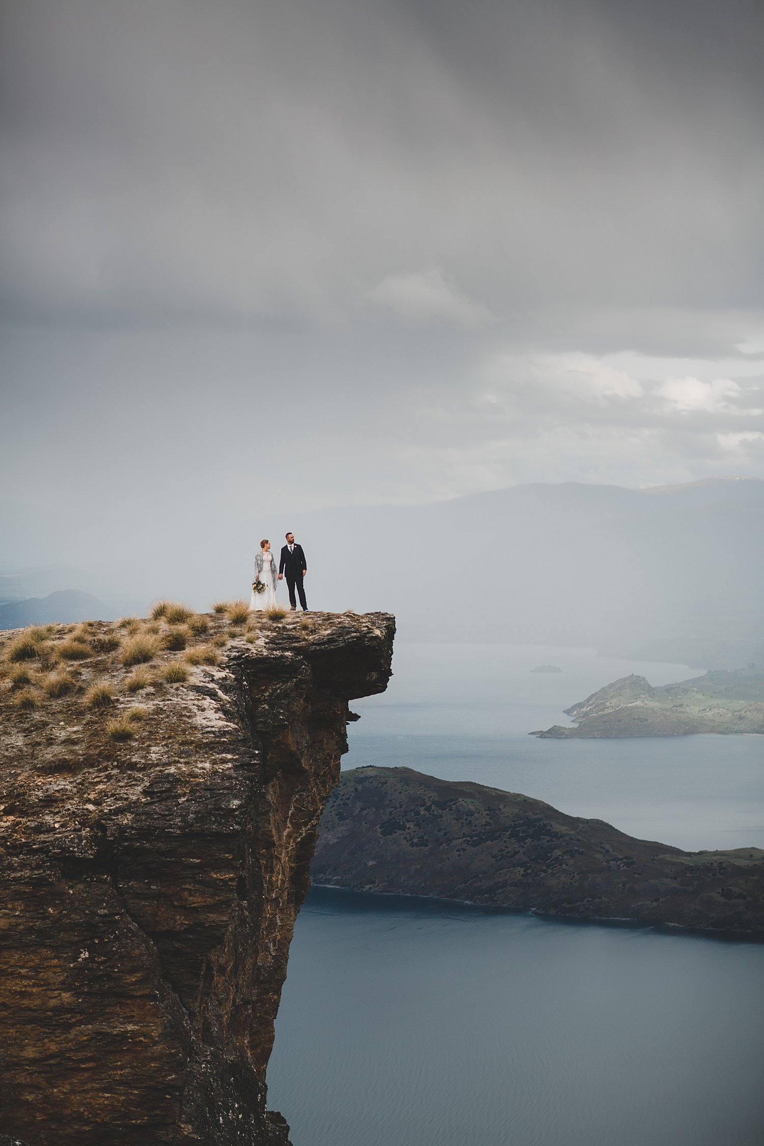 Lookout Hill Wanaka Wedding