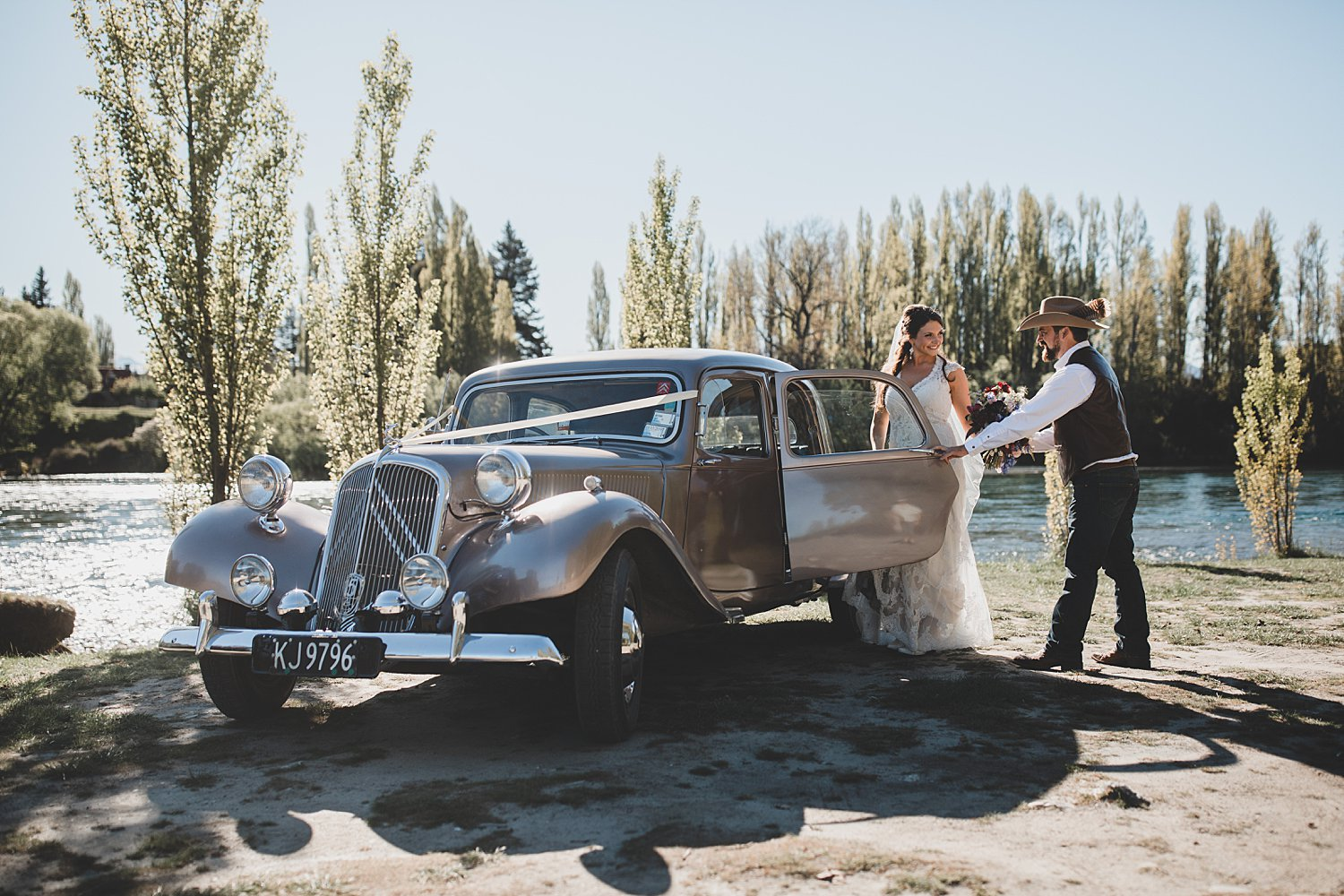 New Zealand Elopement Wanaka