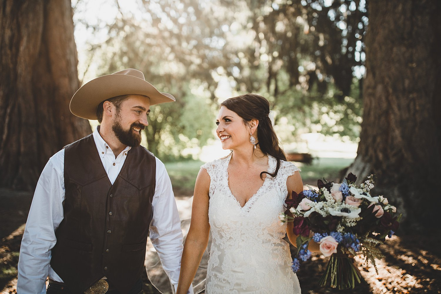 Texan New Zealand Wedding