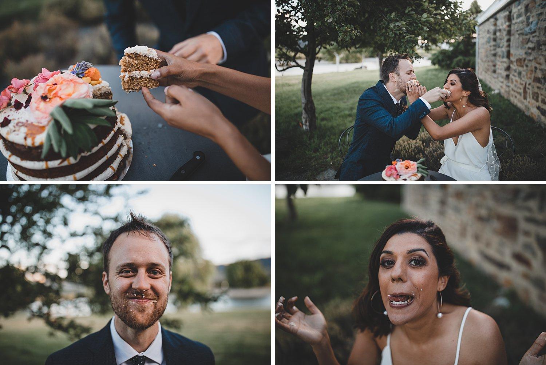 Coromandel Peak Wedding