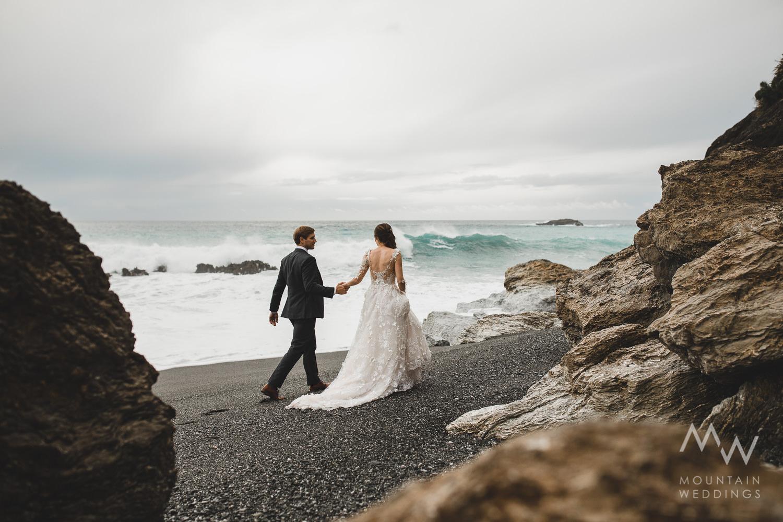 New Zealand Adventure Elopement
