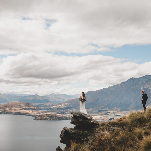 Bayonet Peaks Elope New Zealand