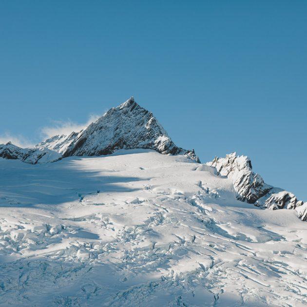 Tyndall Glacier Elopement