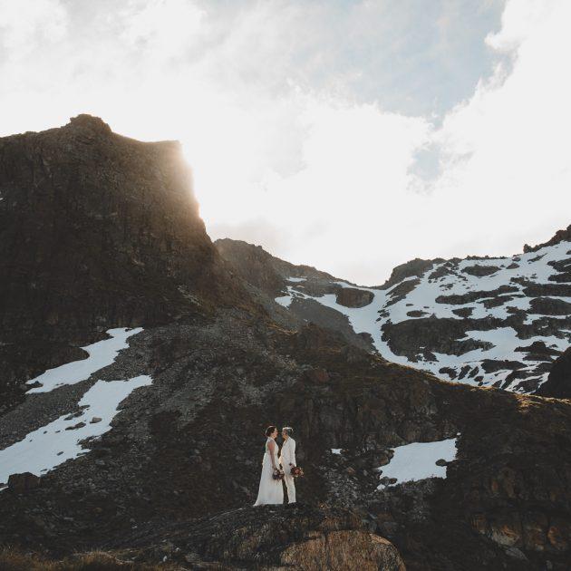 The Humboldts Heli Wedding