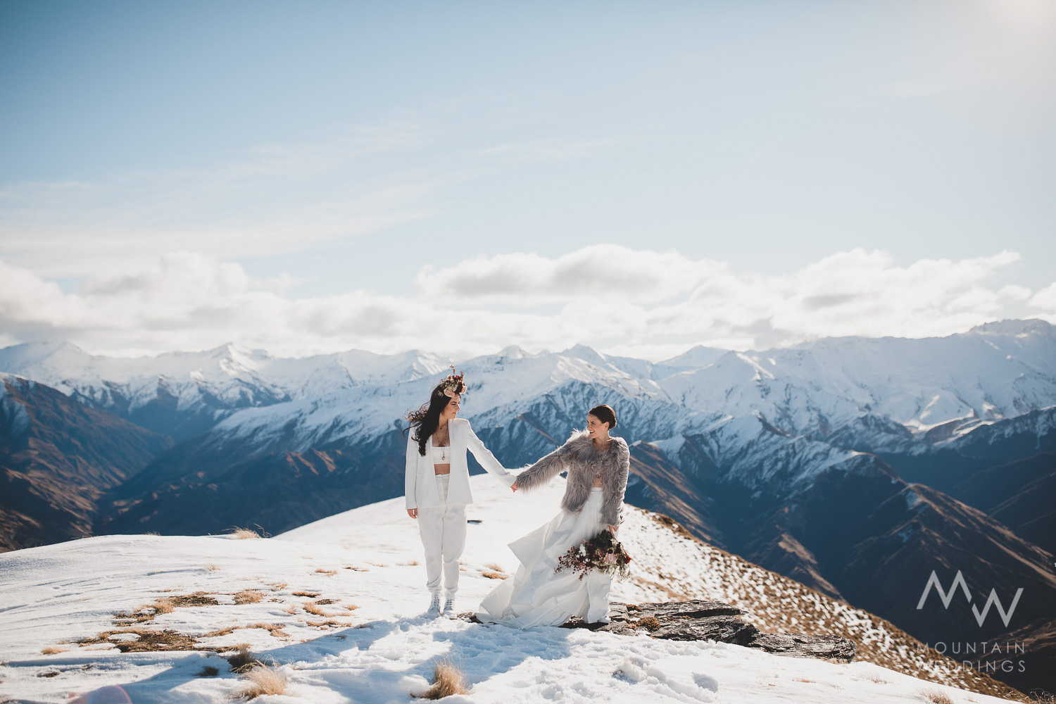 Vanguard Peak Mountain Weddings