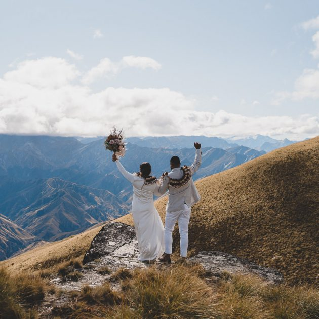 Mountain Weddings Vanguard Peak