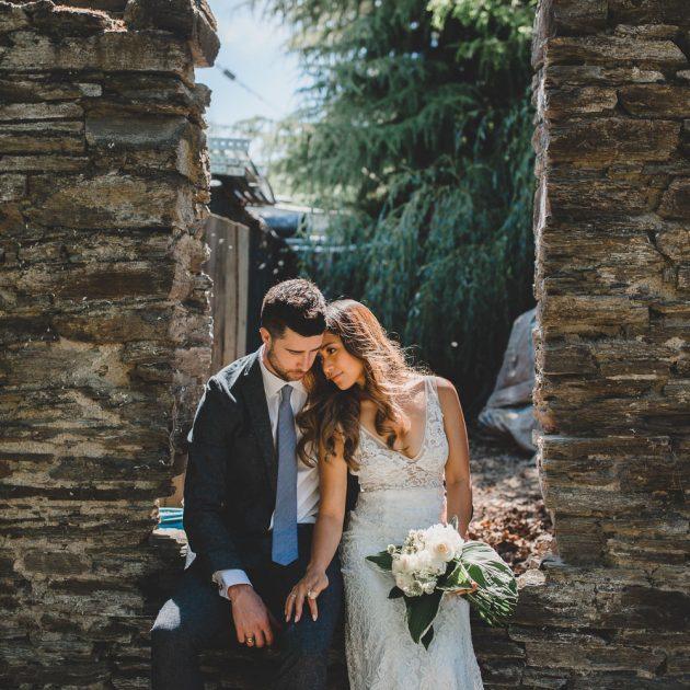 Intimate Weddings Queenstown Garden
