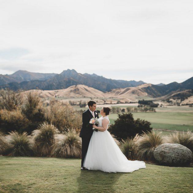 Wanaka Wedding Lookout Lodge