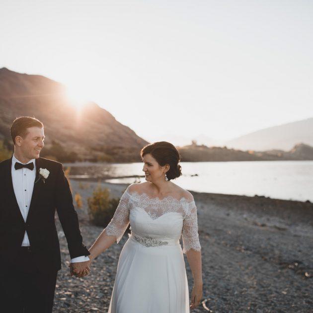 Rippon Hall Wanaka Intimate Wedding