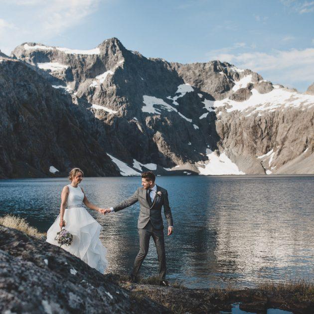 Lake Erskine Mountain Weddings
