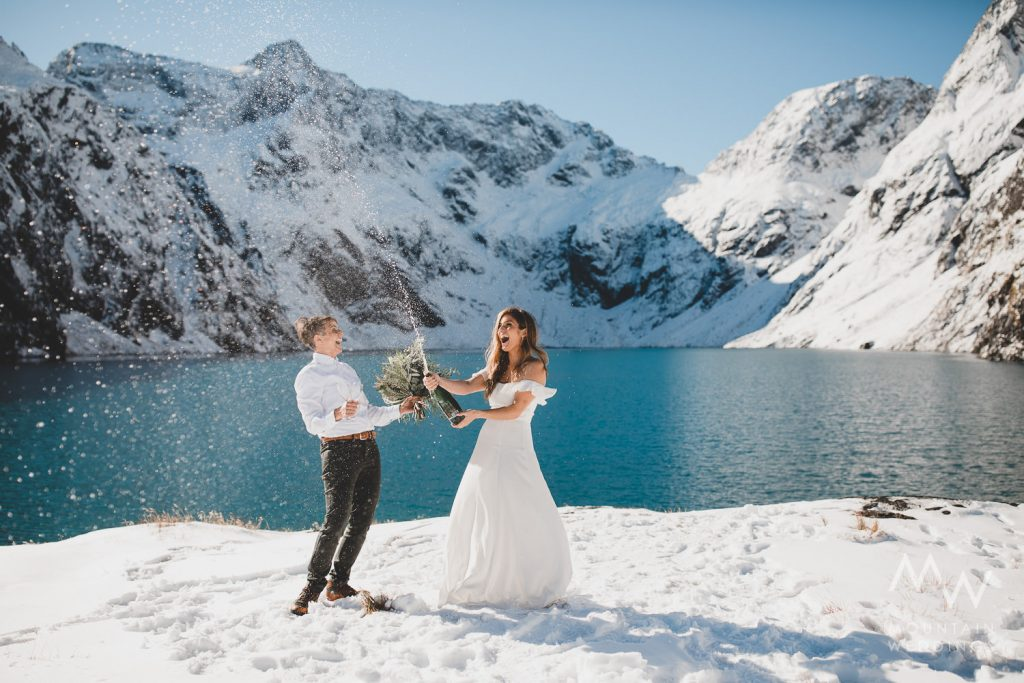 Lake Erskine Mountain Weddings NZ